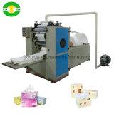 Papier de soie de soie de massage facial de petite entreprise faisant la machine de production