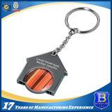 昇進(Ele-TC006)のための硬貨のホールダーのキーホルダー
