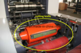 2-4 Farben in der Zeile V Bottm Papierbeutel, der Maschine V untere und scharfe Unterseite herstellt