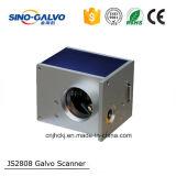 レーザーのガラス切りのための20mmの開口レーザーのGalvoヘッドJs2808