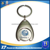 Keyring держателя монетки для промотирования (Ele-TC006)