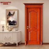 Классицистическая дверь входа фронта твердой древесины комнаты тимберса (GSP2-044)