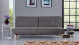 Base de sofá gris oscura de la tela de los muebles caseros modernos (HC006-7)