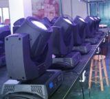 Luz principal móvil competitiva de la colada del Gobo 230W del precio 7r