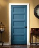 Дверь твердой древесины белого дуба античного сбор винограда колониальная нутряная