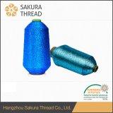 Alta cuerda de rosca metálica de la resistencia a ruptura para el bordado y la ropa