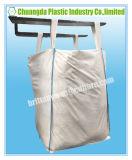 O saco enorme grande maioria tecido PP com Lado-Emenda laços