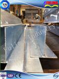 Straal/Kolom van de Structuur van het staal de de Gelaste T de Bouw