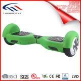 """Il tonno rosso 6.5 """" Hoverboard classico con gli altoparlanti incorporati di Bluetooth e trasporta il sacchetto"""