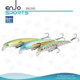 Прикормом рыболовства воды верхней части приманки рыболова снасть отборным пластичным искусственним удя с Vmc дискантовыми крюками (SB2265)