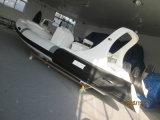 船外モーター(HYP580)を搭載するLiya 19FTの最もよい販売の高速贅沢なボート