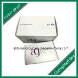 Stampa contenitore ondulato di scatola di carta di entrambi i lati per l'imballaggio cosmetico