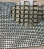 Banda transportadora del acoplamiento de alambre del panal