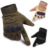 Guanti tattici dei militari dell'esercito dei guanti del Mens di combattimento