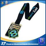 ギフトのための柔らかいエナメルメダルが付いている記念品メダル