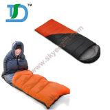 Leichter Umschlag-Schlafsack mit Farbe zwei