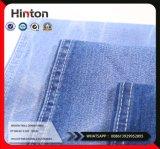 tissu bleu lumineux de denim du sergé 8.7oz pour des jeans