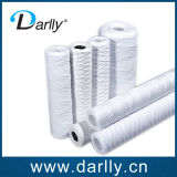 La cartouche filtre 5 microns blessure de spirale de 40 pouces