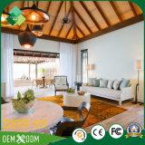 Conjunto de dormitorio competitivo barato estándar del mesón de madera sólida