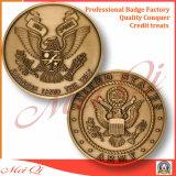 カスタムデザインの金属の収集できる硬貨