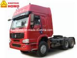 Carro del alimentador del motor 6X4 de Sinotruk HOWO con 371HP
