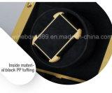 Caixa de presente de relogio de aparência metálica MDF high-end
