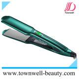 Il raddrizzatore professionale di qualità superiore dei capelli con la visualizzazione di LED, veloce riscalda