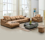 أثاث لازم بيتيّة يعيش غرفة حديثة كلاسيكيّة جلد أريكة ([أول-نس308])