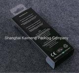 中国製Pantonおもちゃのパッケージのためのカラーによって印刷されるペットプラスチックBalckボックス