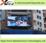 P5 im Freienled Bildschirm-Bildschirmanzeige-Baugruppe bekanntmachend