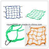 Ganchos de leva plásticos durables cómodos de la red de cargo de Eco para el coche