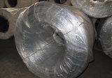 Alambre de acero galvanizado sumergido caliente para ACSR, alambre de la base de individuo