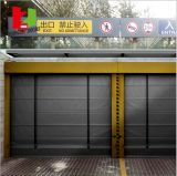 修理しなさい倉庫の自動塀の高速部門別の鋼鉄ガレージのドア(HzFC0270)を