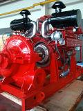 Комплект пожарного насоса тавра Wandi используемый в авиапорте 300kVA-1250kVA Пекин