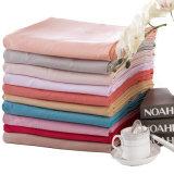 Tessuto 100% del panno morbido della saia del cotone per la camicia