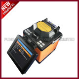 AC 100-240V FTTH Fiber Optic Fusion Splicer Machine Com monitor LCD