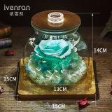 Бутылки желания Ivenran цветки светящей свежие для творческих настоящего момента и украшения