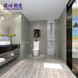 Cuarto de baño simple de la pared del azulejo TV de la pared del mosaico de la cerámica de Foshan Juimsi impermeable