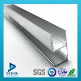6063 T5 de aluminio de extrusión de perfil de Muebles para el Hogar