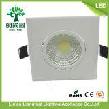 indicatore luminoso di soffitto rotondo di Sqaure della PANNOCCHIA di 5W 7W 9W LED Downlight