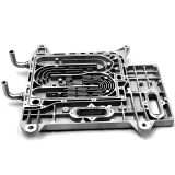 Kleiner Stapel CNC kundenspezifische Aluminiummaschinelle Bearbeitung