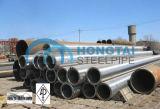 Fornitore di tubo d'acciaio senza giunte dell'illustrazione fredda N80 con la filettatura e la coppia