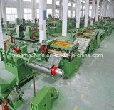 De Scherpe Machine van het Ponsen van het staal voor Besnoeiing aan de Machine van de Lijn van de Lengte
