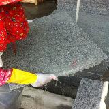 Granit bon marché populaire de la Chine pour des tuiles et des brames (rouge de peau de tigre)