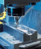 Superrigidity Center-PVB-850 fazendo à máquina de trituração