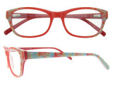 De optische Frames van de Bril van Frames Eyewear Geen Frames van Eyewear van het Merk