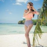 Foto Swimwear van het Meisje van de Bikini van het Geslacht van het Temperament van vrouwen de Hete Open
