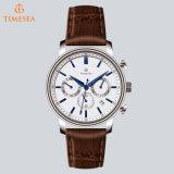 Ursprüngliche Marken-kühlen der LuxuxEdelstahl-Männer Uhr-Chronograph-Uhr 72409 ab