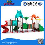 Grappige Apparatuur van de Speelplaats van de Peuter van de Apparatuur van de Speelplaats van kinderen de Aantrekkelijke Openlucht