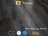 12mm EirのカシAC4 E1 HDFの木製の木のビニールの積層物によって薄板にされるフロアーリング